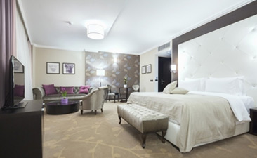 luxury rooms hotel constantine