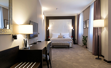 superior double rooms hotel constantine